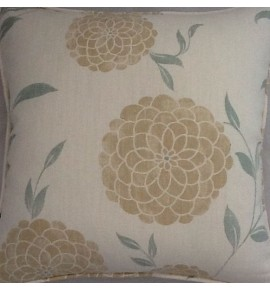 A 16 Inch Laura Ashley cushion Cover In Erin Natural fabric